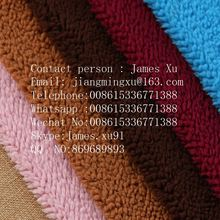 factory sale compression garment velour fabric for winter wear