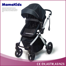 2016 Luxury Baby Products Hot Sale High Quality 3 In 1 Baby Stroller EN1888 Approved Aluminum Frame Baby Stroller