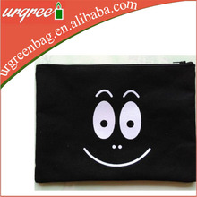 Custom Personalized Zippered Pen Pencil Case / Pencil Pouch /Pencil Bag