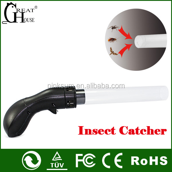 GH-200C Electronic Cockroach Moth And Spider Catcher