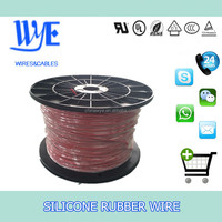6 Ft Ul3239 Flexible 26AWG Red