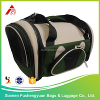China alibaba high quality 600D polyester pet carriers for dogs / pet cage