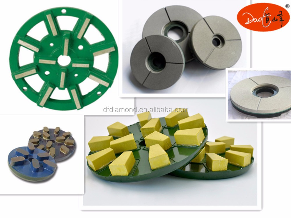Wet Diamond Flexible Polishing Pads for Granite Angle Grinding Floor Polishing diamond grinding tools