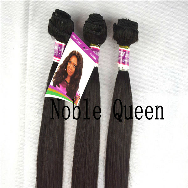 Peruvian Virgin Remy Hair 5A Grade Hot Beauty Hair Noble Queen Hair Straightening