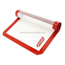 Factory price PTFE reusable baking mat silicone