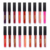 private label dry completely matte lipgloss liquid lipstick set