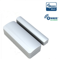 Battery power Z-wave home automatiDc oor/Window Senser office security alarming system