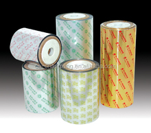 food grade lamination plastic packaging film in roll for food packaging