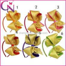 Korean Design Girl Hair Accessory Hair Band With For Girls With Band (CNHB-14110302)