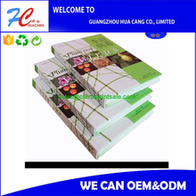 fasion product Die Cut Hardcover Book with Case Bound Printing Service