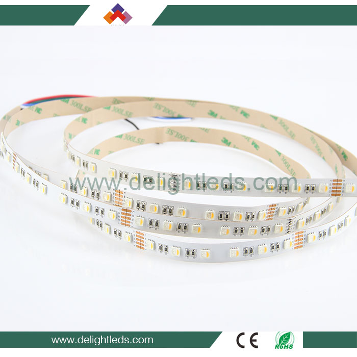 color temperature led strip light non-waterproof 24v 5050 smd led strip for hall cove lighting 5m 300leds flexible led strip
