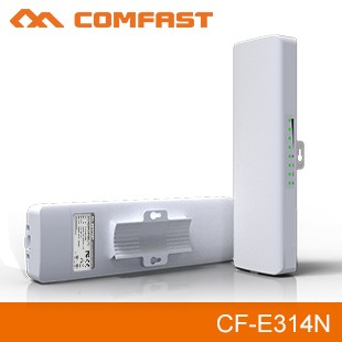 15KM POINT TO POINT WIFI RANGE WIRELESS CPE /ROUTER HIGH POWER OUTDOOR CPE COMFAST CF-E314N