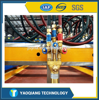 Chinese YQ Used CNC Plasma Cutting Machine with Cutting Torch for Sale