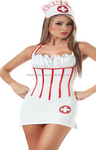 Drop Shipping Naughty Head Cosplay Sex Girl Japan Nurse Costume