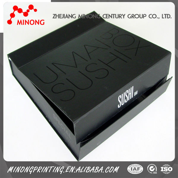 Wholesale manufacture printed rectangle folding paper box