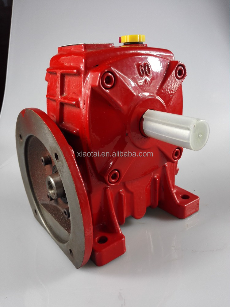 New style Machinery herbal fat reducer Worm Gear Box Speed Reducer