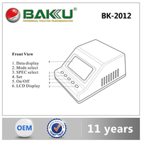 Baku Hot Sell Multi High Quality New Design Long Life Time Digital Multimeter Auto Rang BK DBT 2012