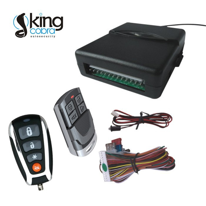 CE Keyless Entry System With Push Start Remote Start