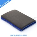 China Factory Top Quality Contaminant Removal Car Care Cleaning Glove Original Microfiber Clay Bar Mitt