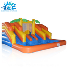 Inflatable Bouncer Slide, Inflatable Water Slide with pool