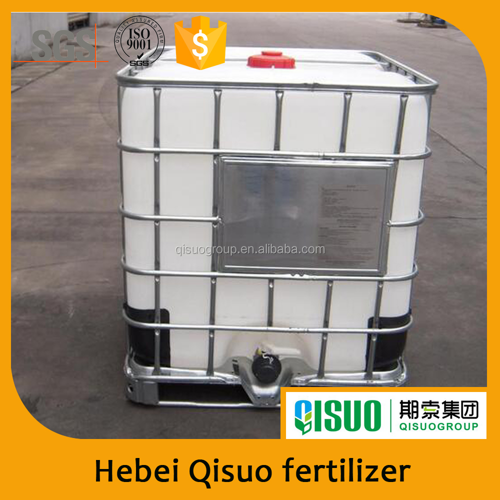 Hot sale NPK liquid Fertilizer 100% water soluble N+P2O5+K2O >= 500g/L