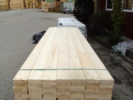 Spruce Lumber- White Wood(picea abies)