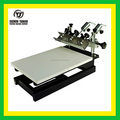1 Color t shirt logo print machine with Micro Registration