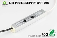 5 Years Warranty 12V 24V 20W 30W 60W 100W 150W 200W 250W Waterproof LED Driver, Power Supply