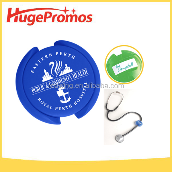 Wholesale Printed Plastic Stethoscope ID Tags