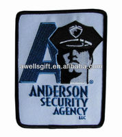 anderson security agency patch