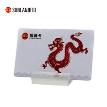 Custom OEM ISO 14443A nfc 13.56MHz contactless smart rfid card with MIFARE Classic 1k S50 / S70 chip