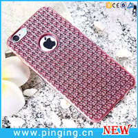 Latest Mobile Covers Design Oracle Electroplated TPU Phone Case For iPhone 5 5S Se Covers