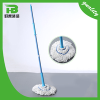 New design floor cleaning tool, simple operation 360 spin mop,cotton mop