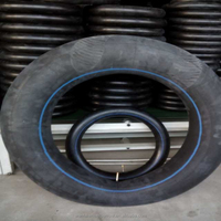 high quality motorcycle tire 4.00-8 inner tube tyre bicycle butyl rubber tube
