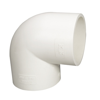 ERA NSF Certification SCH40 ASTMD 2466 PVC Pressure Fittings 90 Elbow for Water Supply