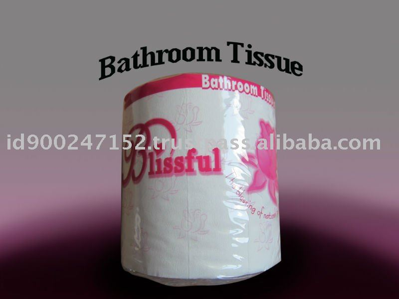 Blissful Bathroom Tissue