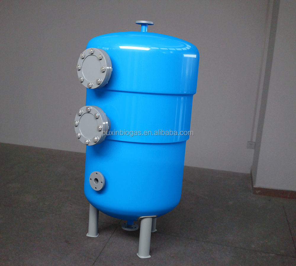 Efficient&low cost Biogas Desulfurizer and Dehydration equipment