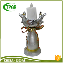 Hot Sale Invention Resin Sculpture Deer Stand Christmas Home Decoration Led Light