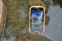 water proof watch mobile phone