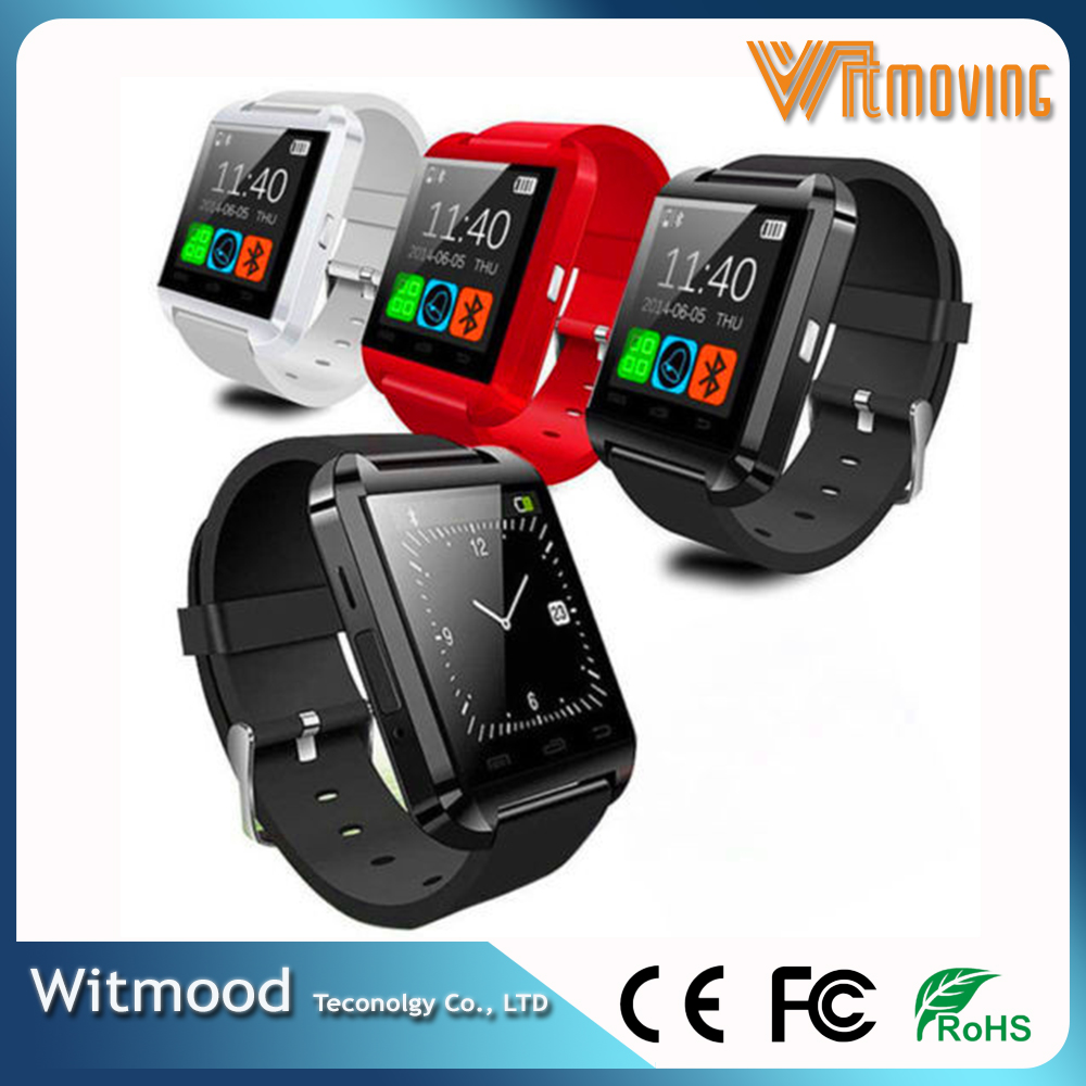 Hot Selling Kairos Smart Watch U8 Support Andriod IOS with Bluetooth