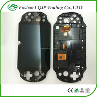 PANTALLA COMPLETA for PS VITA 1000 for PSP CON MARCO FAT FRAME ASSEMBLY LCD for SONY ps vita 1004 lcd screen