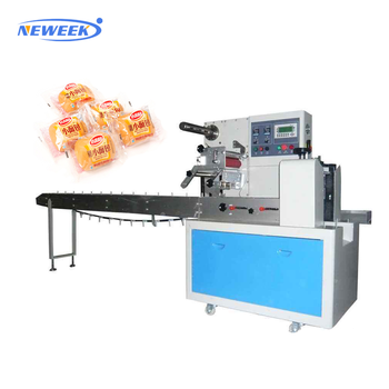 NEWEEK with fast delivery regular objects puffed food instant noodles wrapping machine