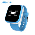 2017 APPSCOMM Smart Watch GPS Positioning Wristwatch Kids Safety Tracker with Phone Calling Function for Mobile Phone