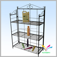 Chinese Hot Sale Fancy Metal Customized Honey Display Stand