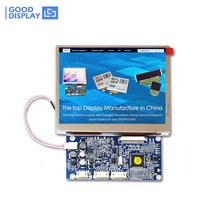 "5.6"" ultra bright 1350cd/m2 touch screen TFT LCD module 640x480 industrial lcd"