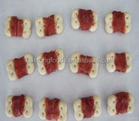 soft duck and bones biscuit for dog for pet treat