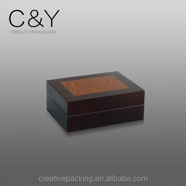 Beautiful Ancient Wooden Jewelry Gift Box With Drawer
