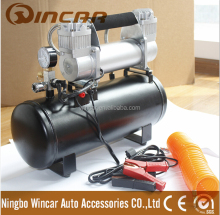 8 Bar Air Compressor 12v 4x4 Car Tyre Deflator 4wd Inflator Kit Portable with 8L tank
