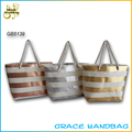 Rich experience importing Customizable Reusable Eco Friendly beach bag with personalized printing