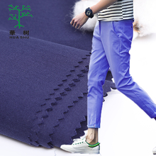 New Style twill polyester cotton blend trouser fabric for men